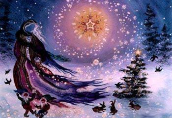 THE ENERGY OF THIS WEEK'S WINTER SOLSTICE AND FULL MOON