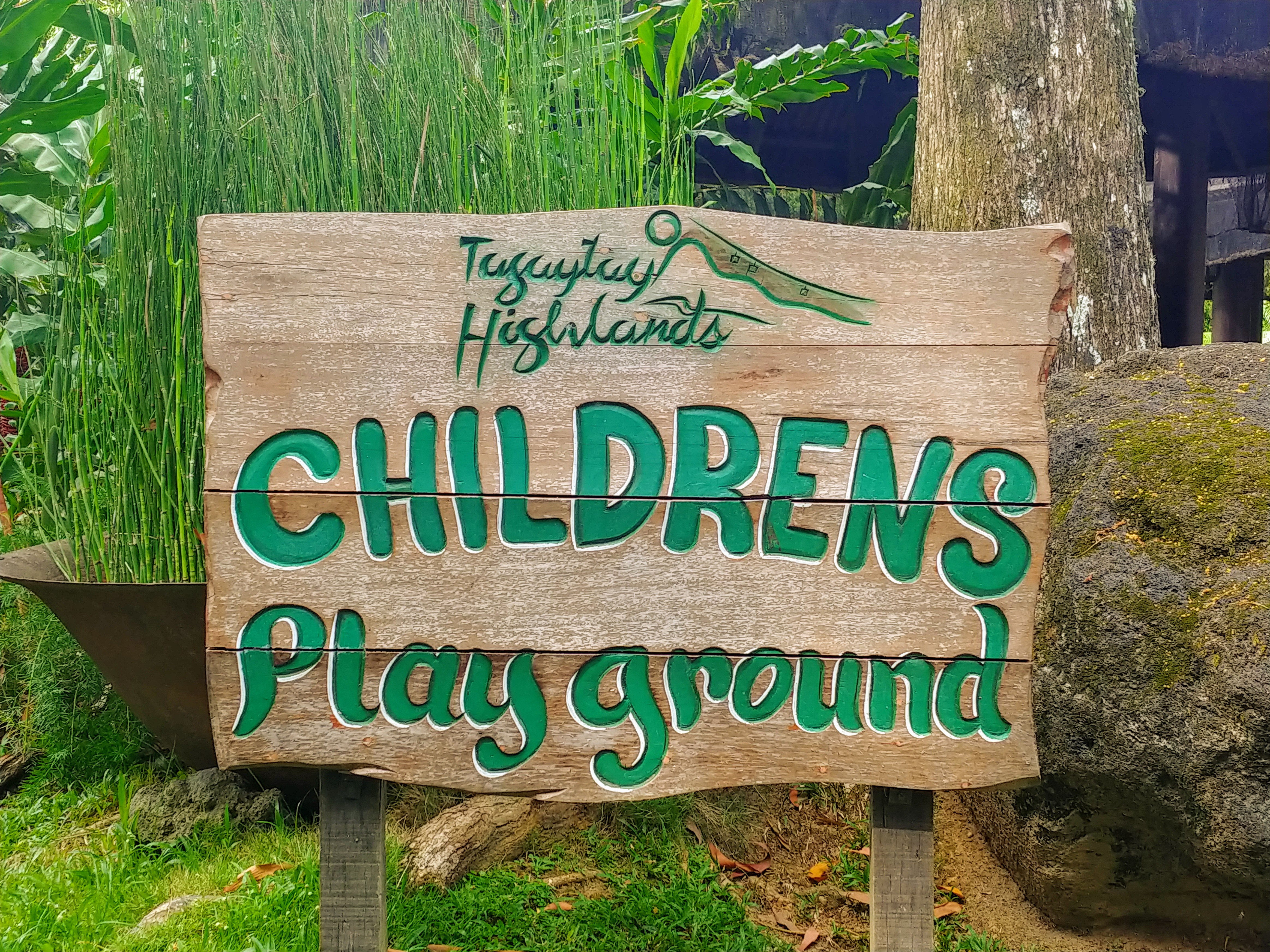 Childrens Playground Tagaytay Highlands on House & Home Philippines