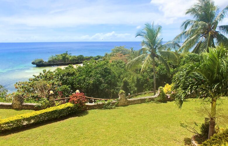 Cebu luxury real estate beachfront