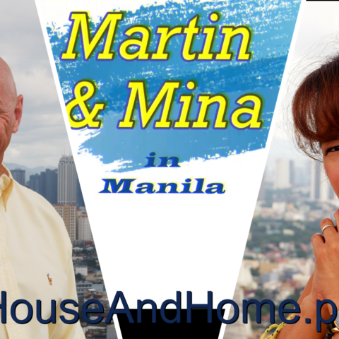 Real estate in the Philippines with Martin & Mina in Manila