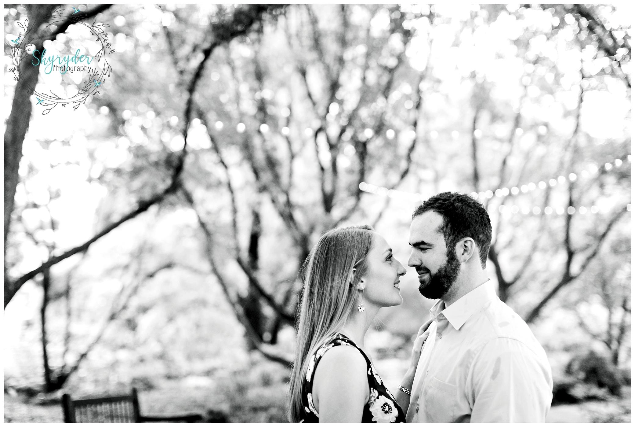 Maria + Zac   Blacksburg Engagement Photographer