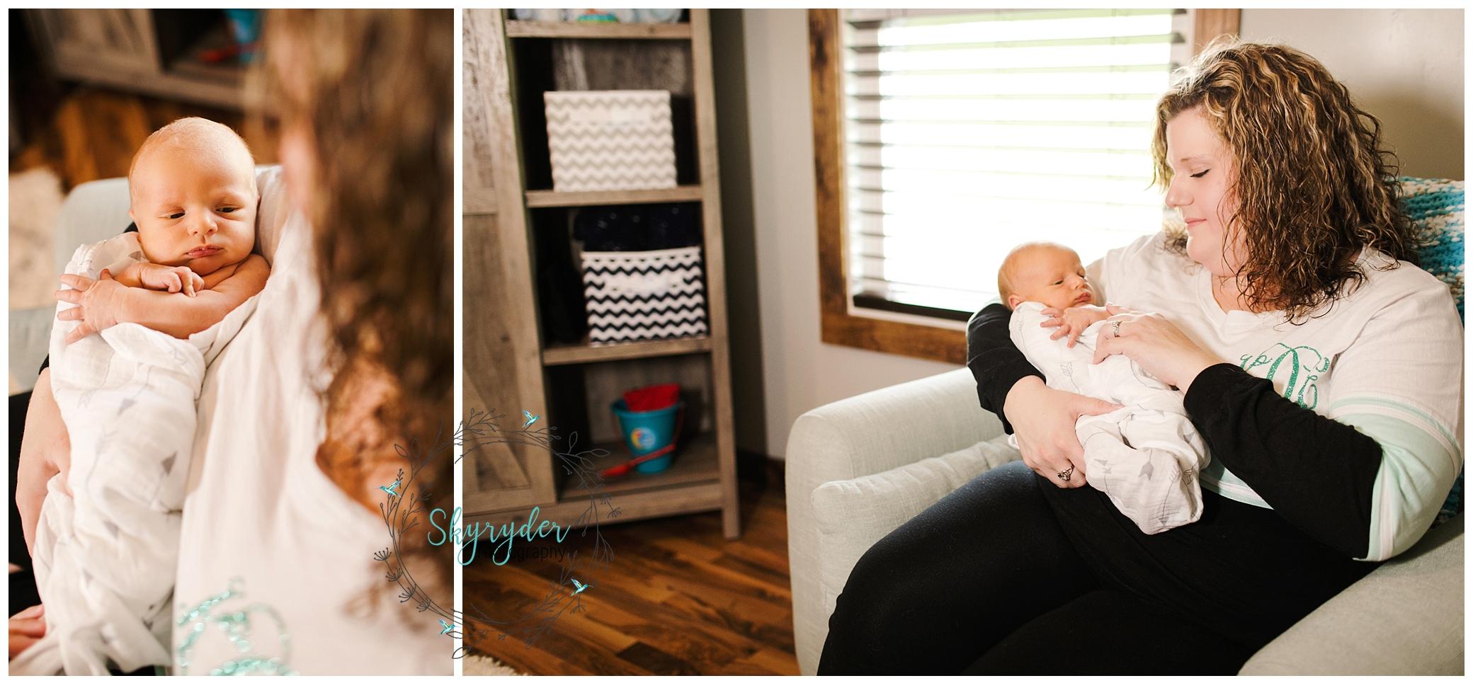 Baby Marshall   Floyd Newborn Photographer   lifestyle newborn session maternity baby blacksburg photographer photography roanoke skyryder virginia