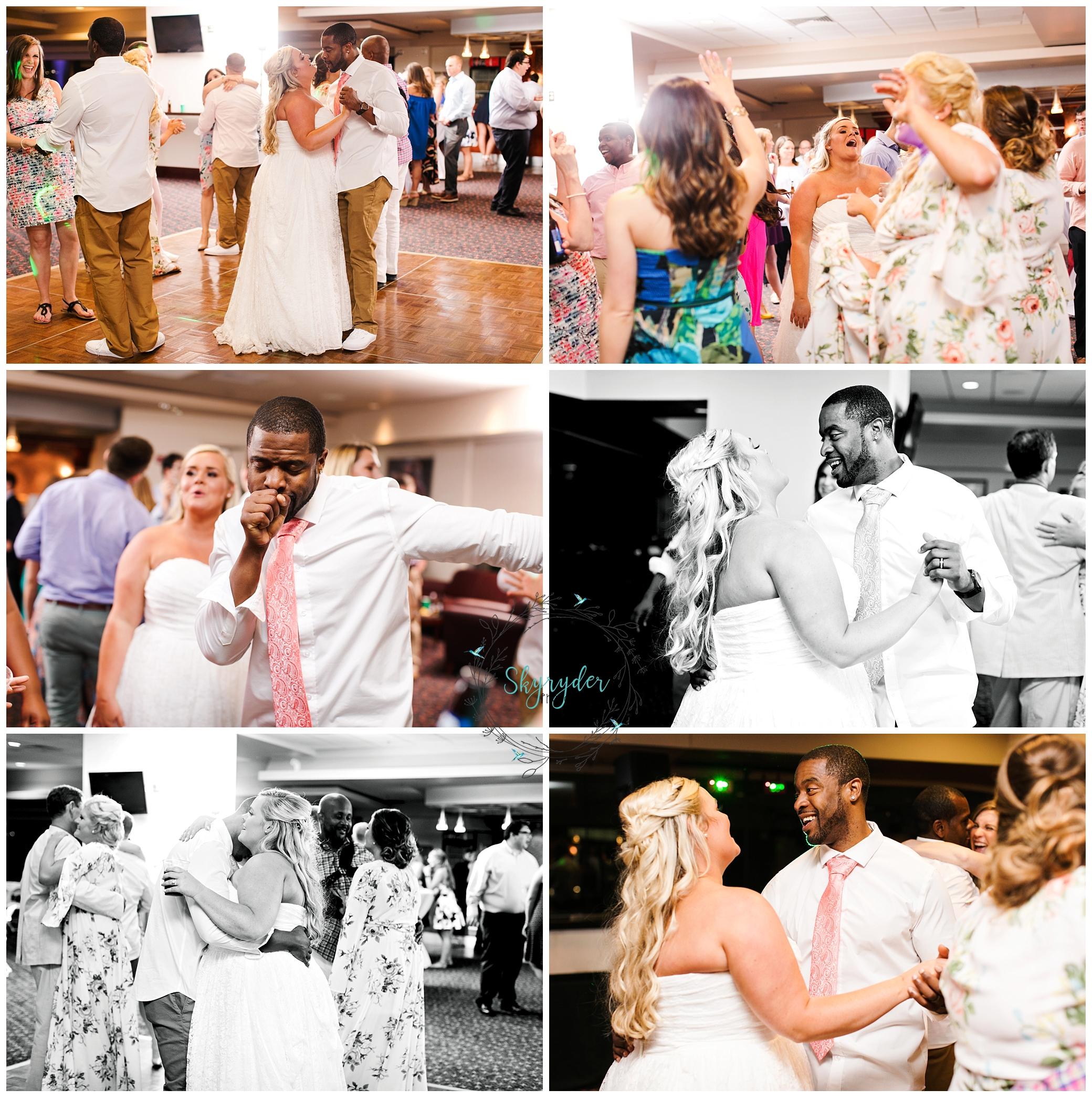 Angel + Gary | Virginia Tech Wedding Photographer | Blacksburg