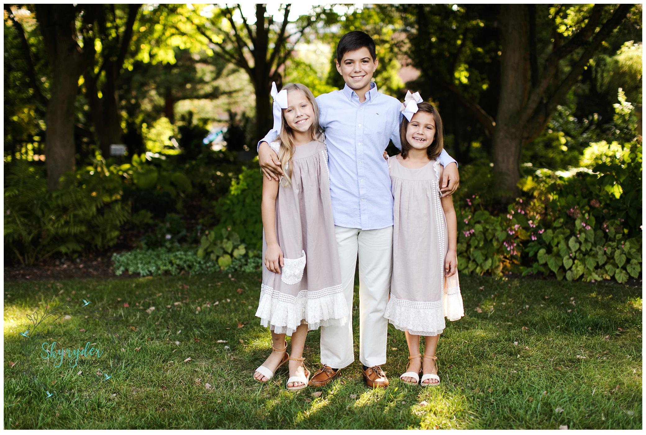 Ewing Grandkids   Blacksburg Family Photography