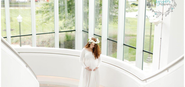 Stephanie & Bryan are Expecting! | Blacksburg Maternity Photographer