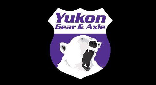 Yukon Gear and Axle - Gas Pedal Customs