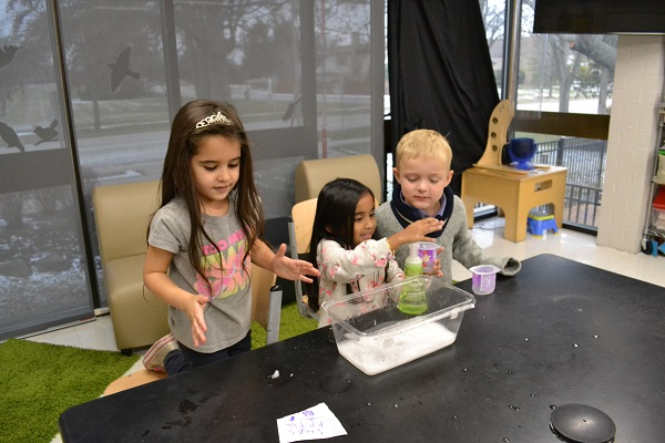 2nd Grade Science students