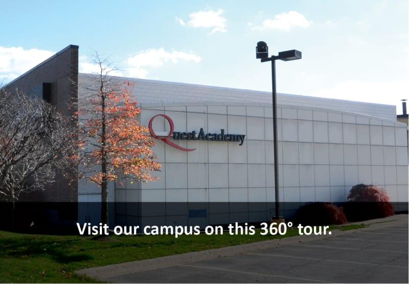Quest Academy Building Photo