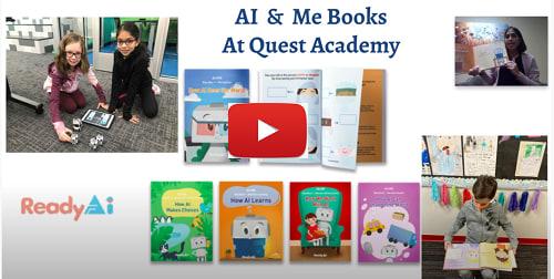 Ai and Me Books