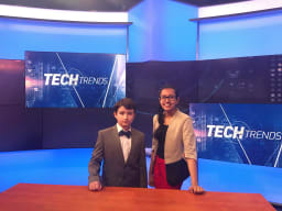 Tune in: Quest Students Featured on NBC for Winning Invention