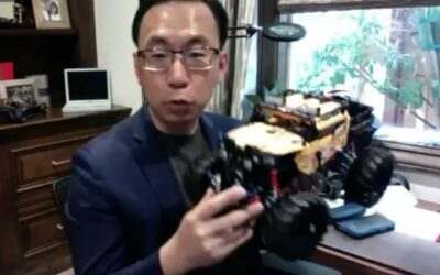 Berkeley Professor teaches AI to Quest Students