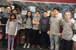 Quest Undefeated at Scholastic Bowl Competition