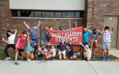Quest Opens Addional Section of 4th Grade
