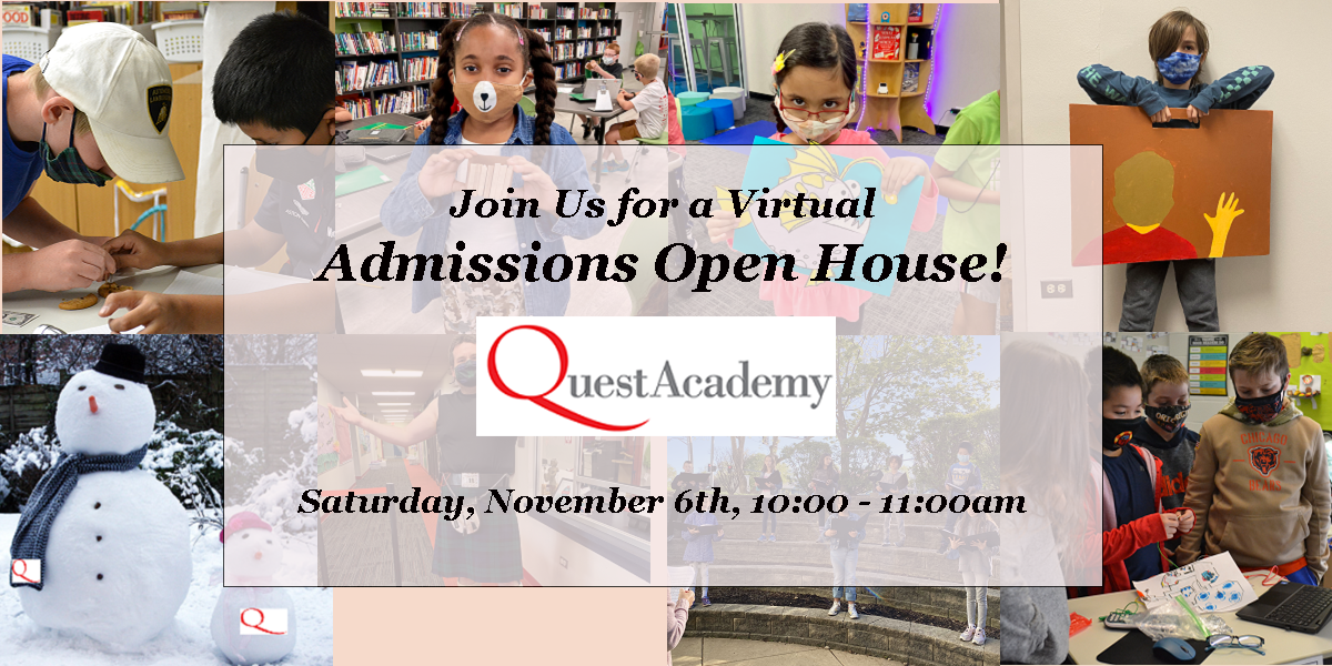 Fall 2021 Open House