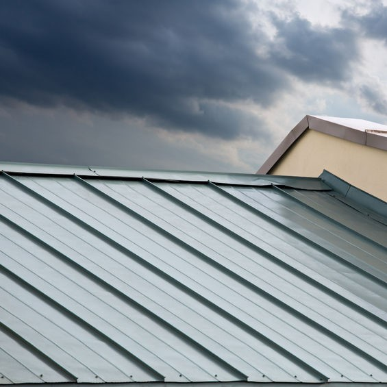 Can you recoat a metal roof?