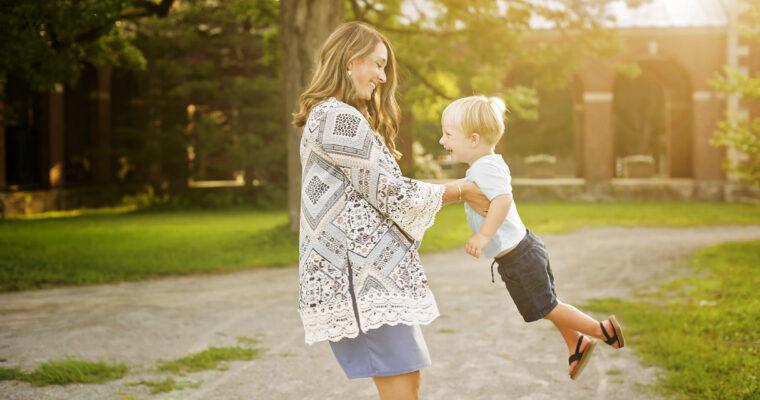 Carlin Family {Maternity}