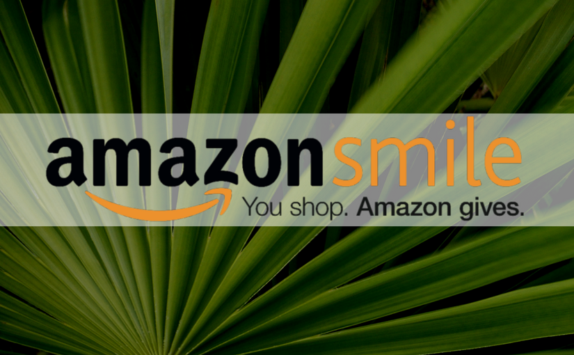 Amazon Smile - you shop, Amazon gives to Church of the Palms