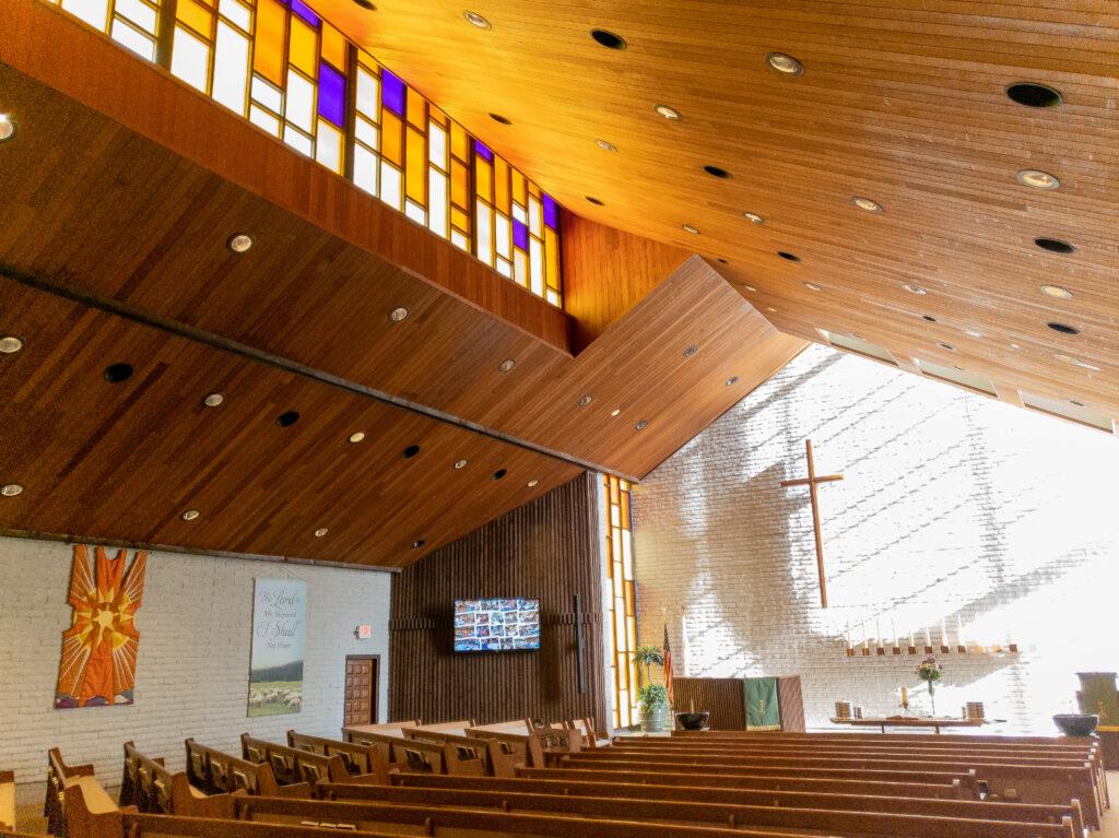 sanctuary at Church of the Palms UCC Sun City