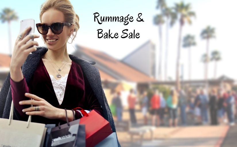Church of the Palms UCC Rummage and Bake Sale 2020 in Sun City