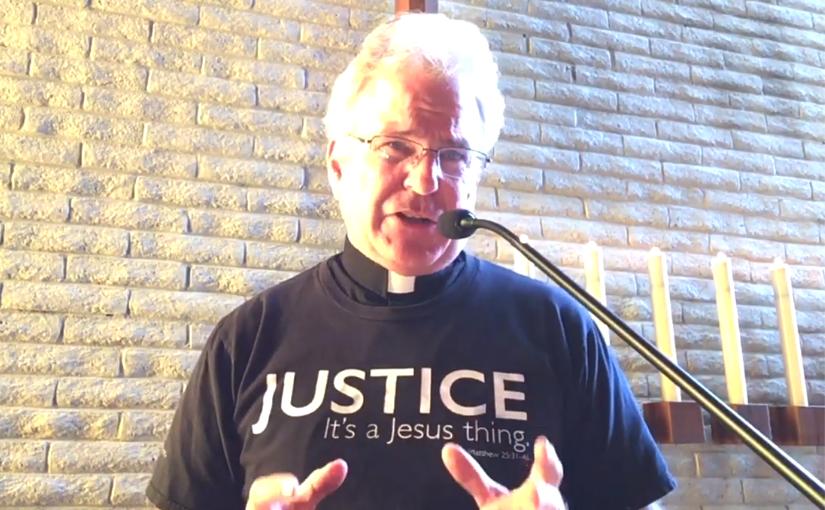 Pastor Paul Black Lives Matter WP