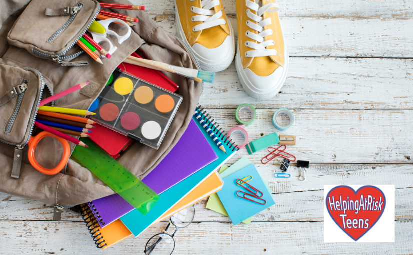 HART back-to-school supplies drive