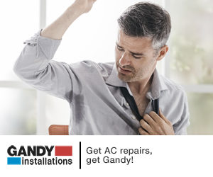 If your pits are in the pits, you need AC from Gandy Vancouver