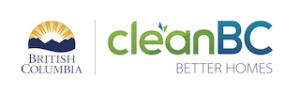 Clean BC banner and logo