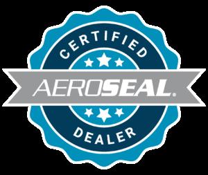 Certified Aeroseal Dealer banner