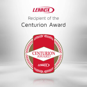 Lennox Heating and cooling supplies award
