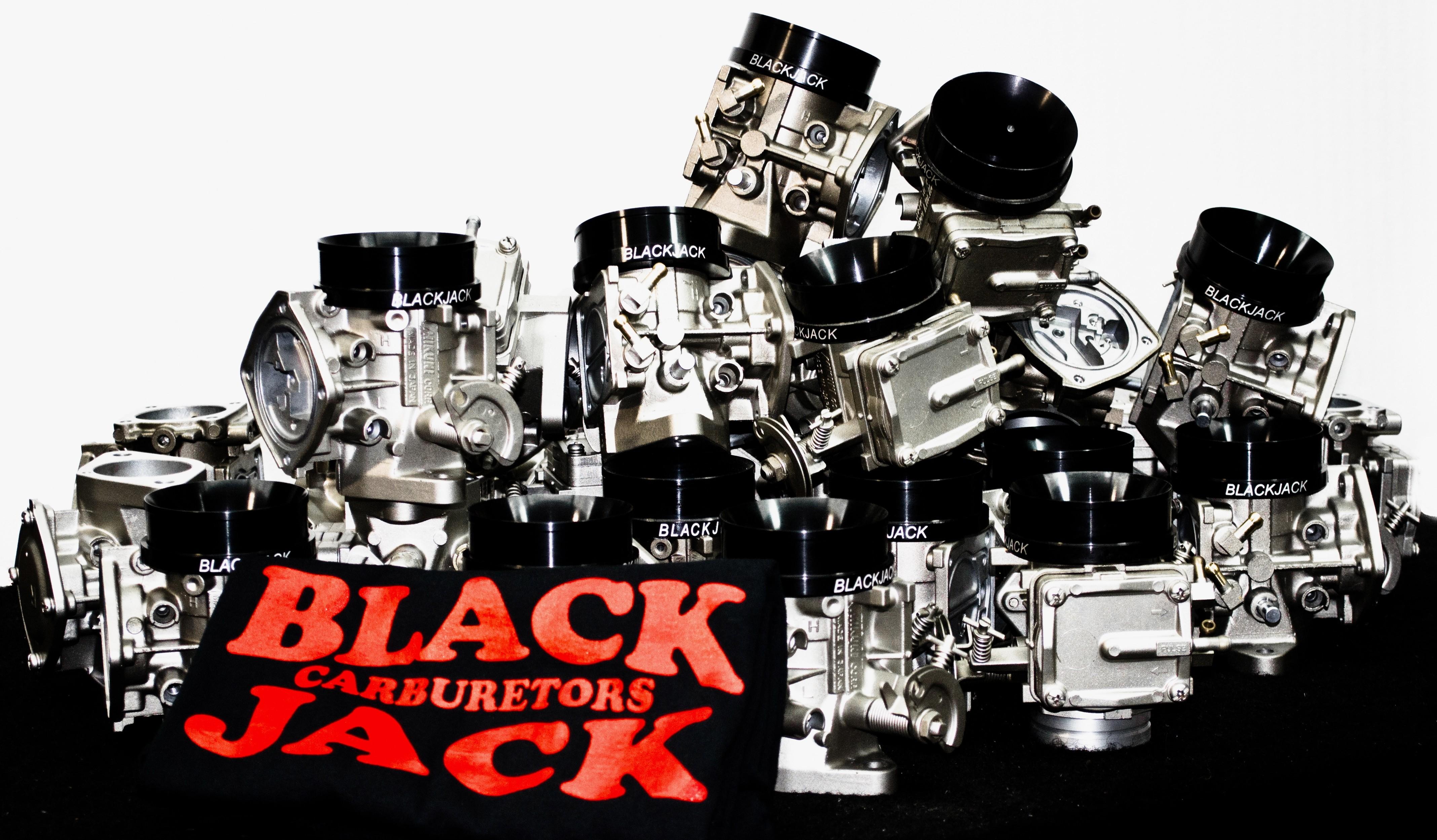 Black Jack Carbs