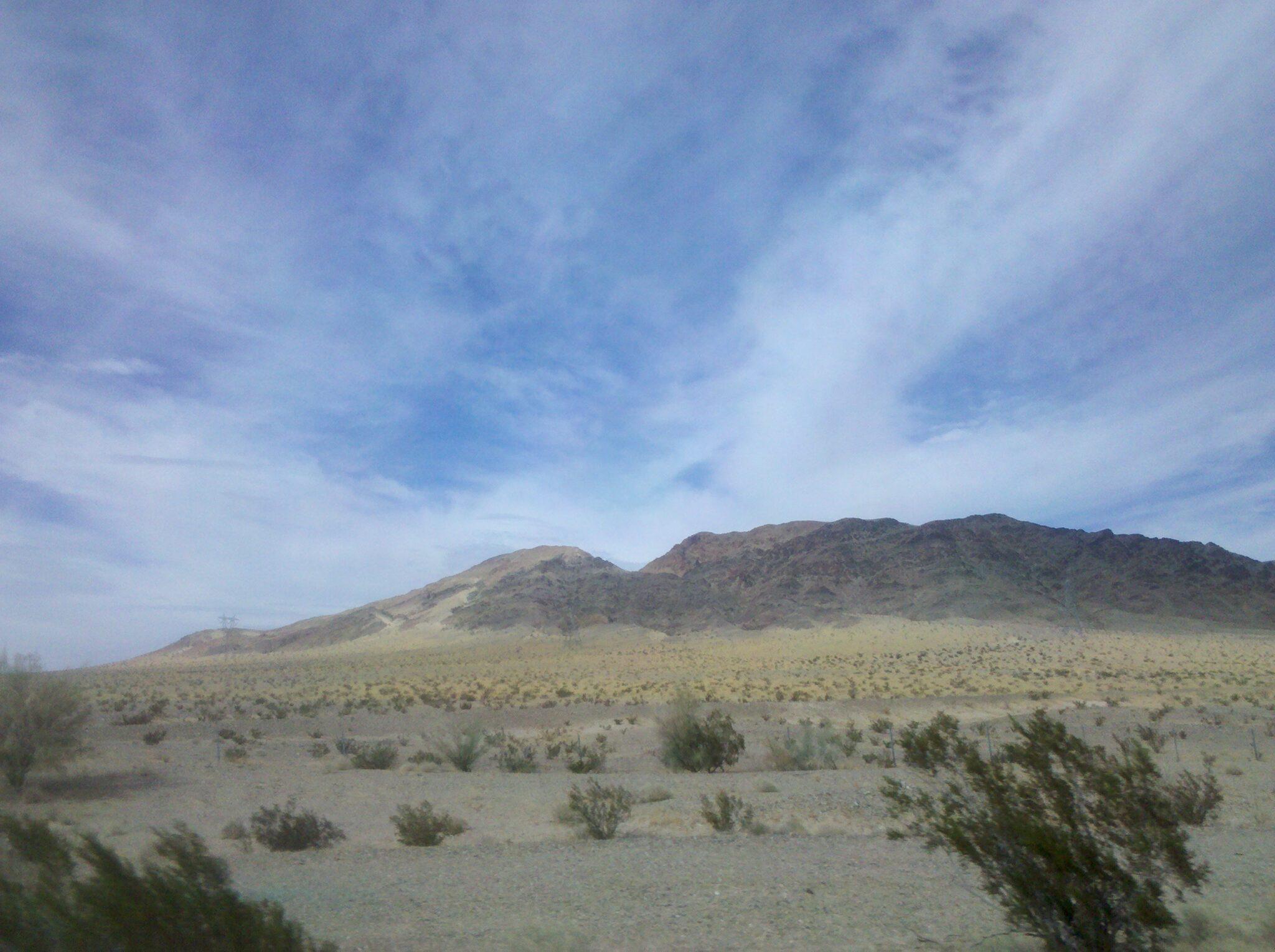 Tumbleweeds to Vegas