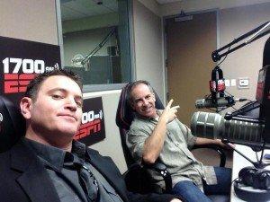 Winston Widdes ESPN Radio