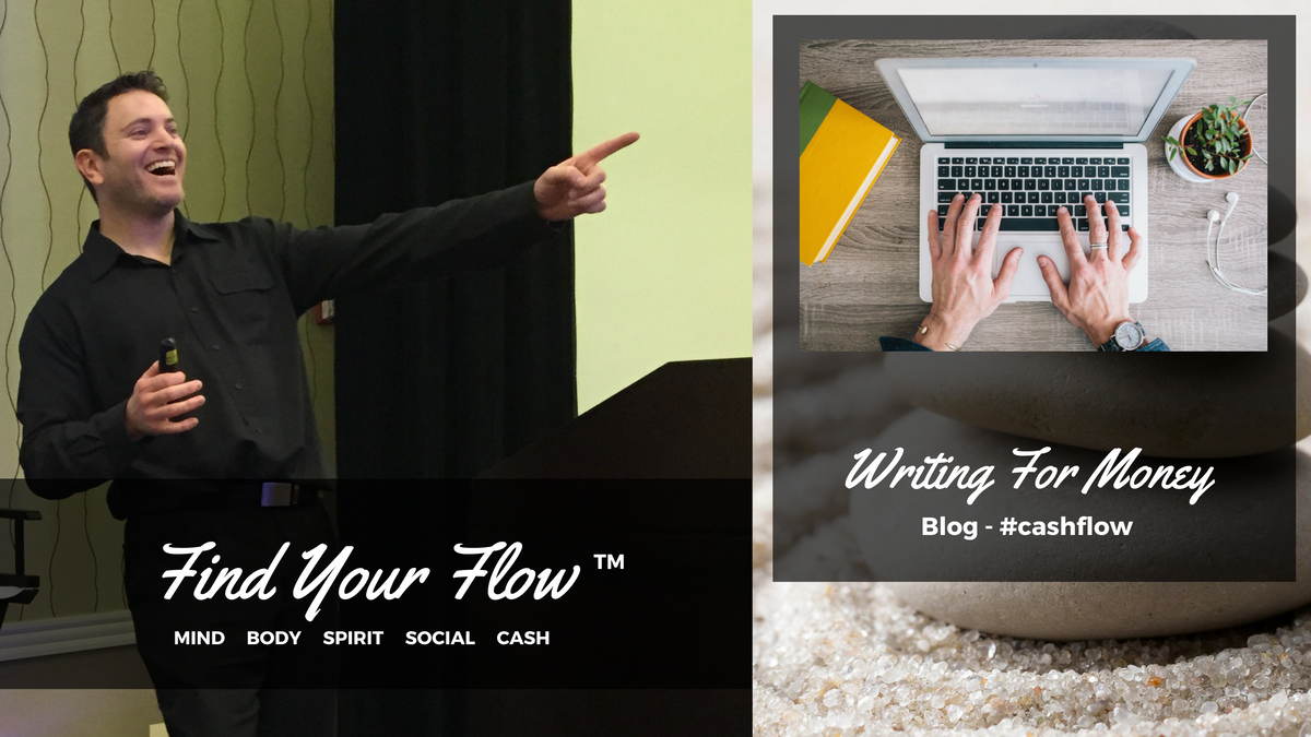 Writing for money is real, here's how