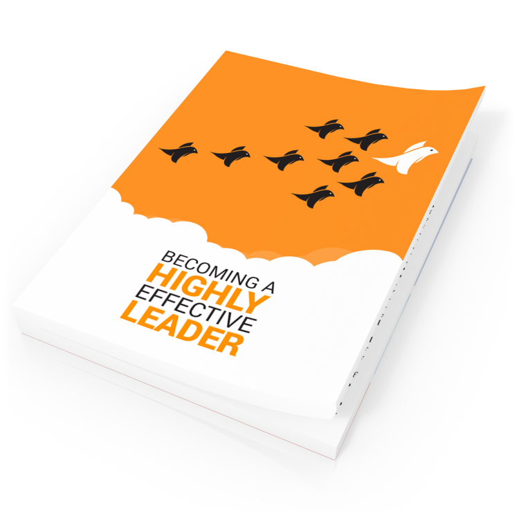 Becoming a highly effective leader ebook cover