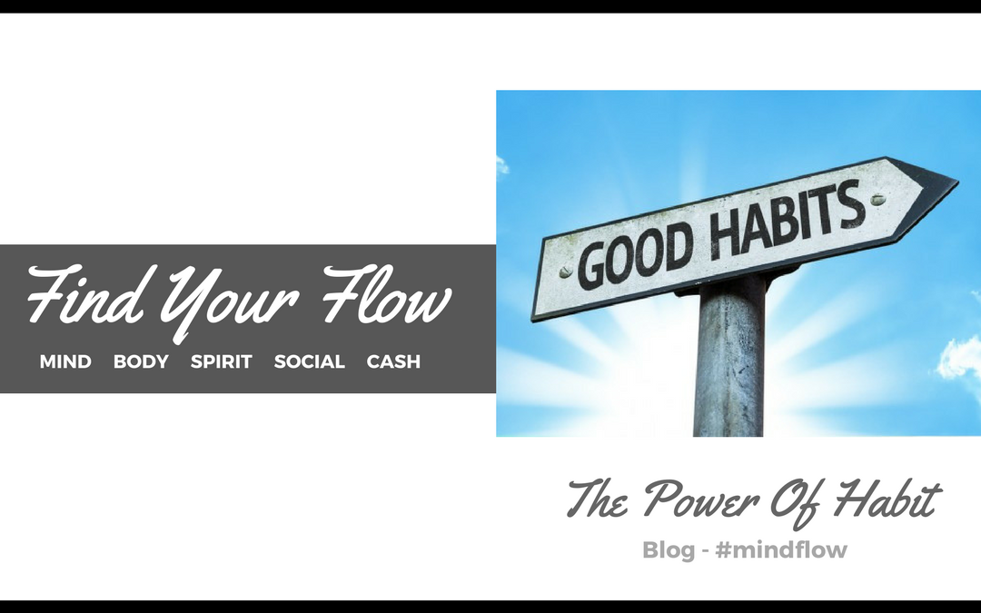 Find Your Flow Blog -The Power Of Habit #mindflow