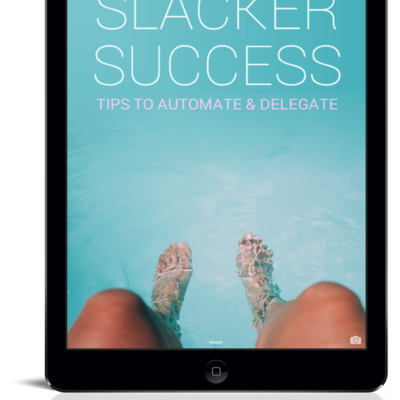 Slacker Success ebook