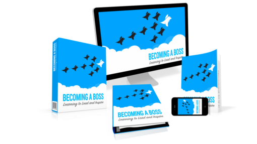 Becoming A Boss Bundle Large - Find Your Flow