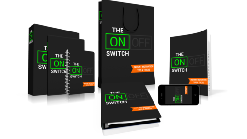 The ON Switch - Find Your Flow - Large