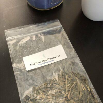 Find Your Flow Brand Tea