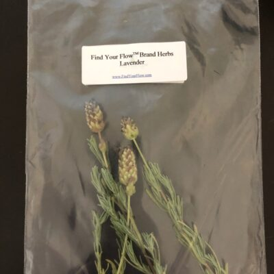 Find Your Flow brand herbs - Rosemary