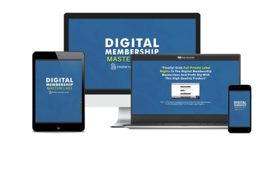 21 Day Digital Membership Image - Laptop, tablet, screens with welcome image.