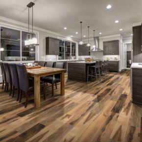 Warm up your living space with Luxwood Cedar