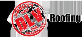 DLV Roofing Logo