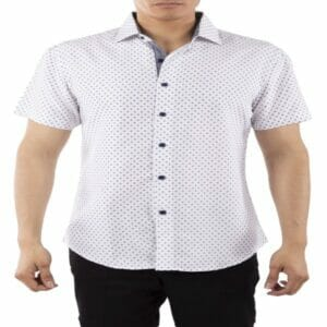 Bc Collection White Long Sleeve Shirt