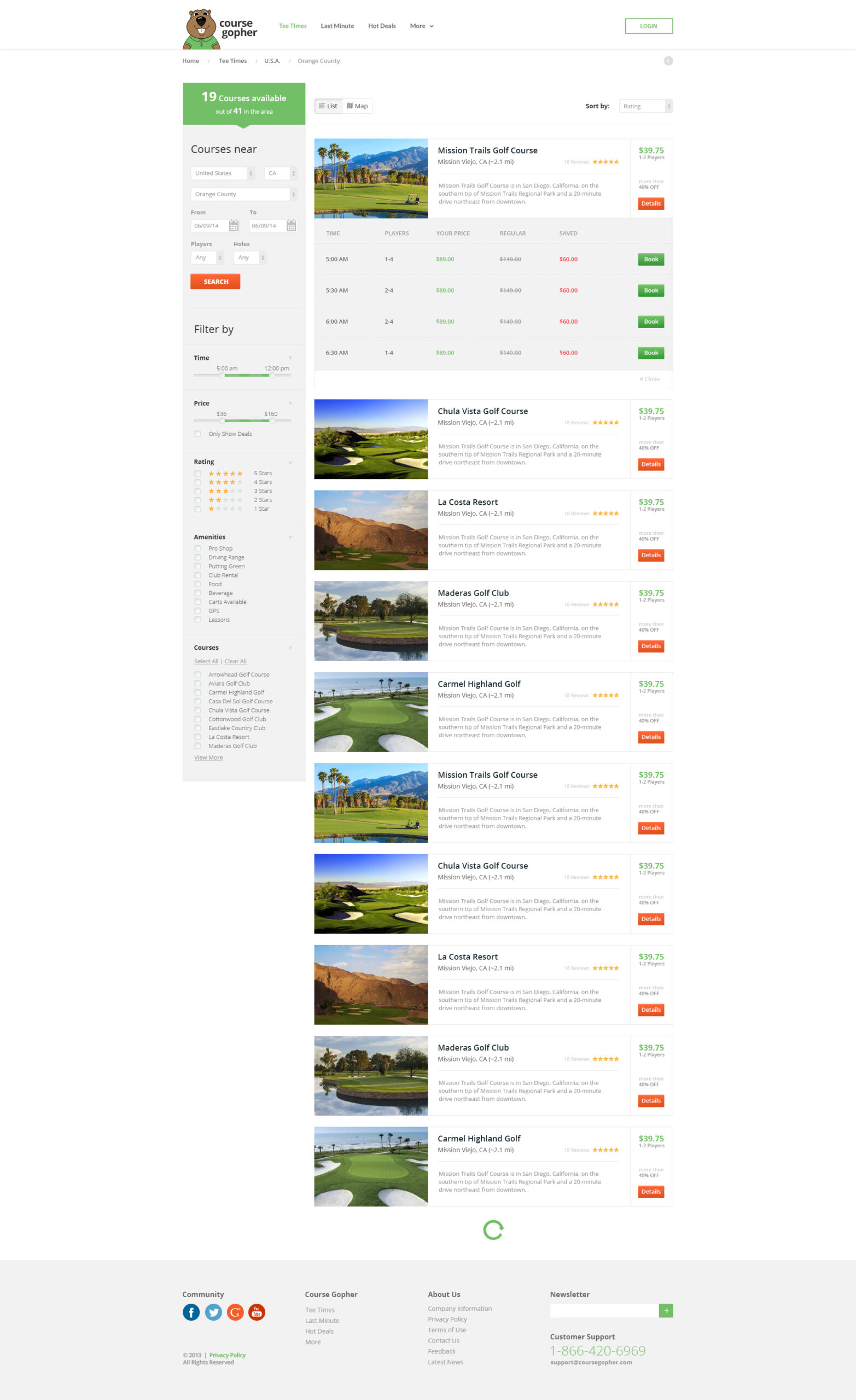 CourseGopher-02-SearchResults