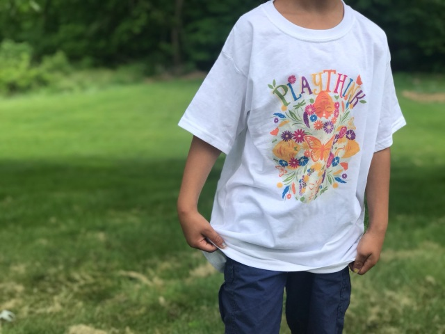 PlayThink 2020 Kids Tee