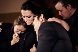 Wrongful Death Case and a grieving family