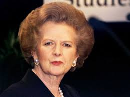 A new Margaret Thatcher for Great Britain?
