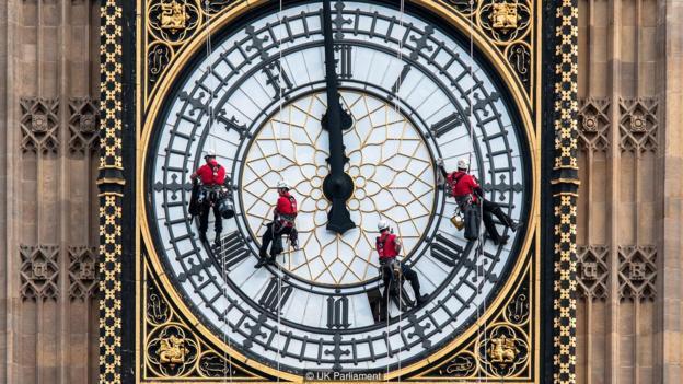 Big Ben will be silent next year