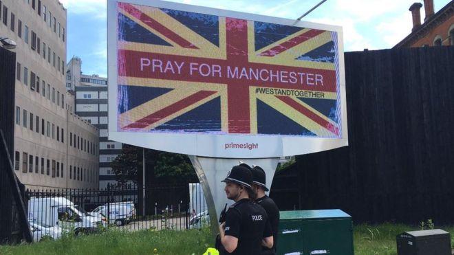 Pray for Manchester
